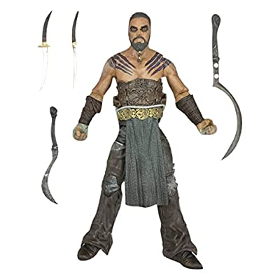 Funko Legacy Action: Game of Thrones Series 2 - Khal Drogo Action Figure: Funko Legacy Collection:: Toys & Games