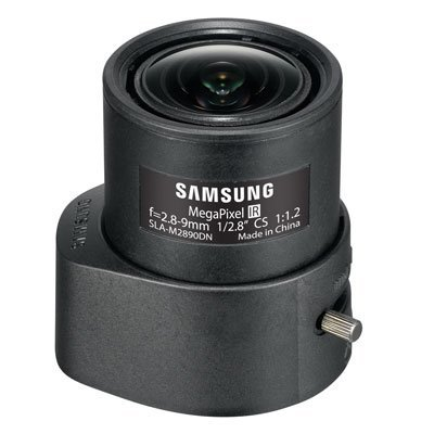 8 Mm Vari Focal Manual - SS424 - SAMSUNG SLA-M2890DN CCTV CAMERA LENS 1/2.8