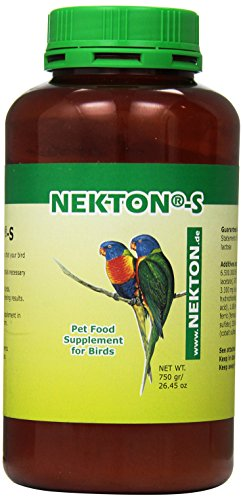 Nekton S Multi-Vitamin for Birds, 750gm by Nekton