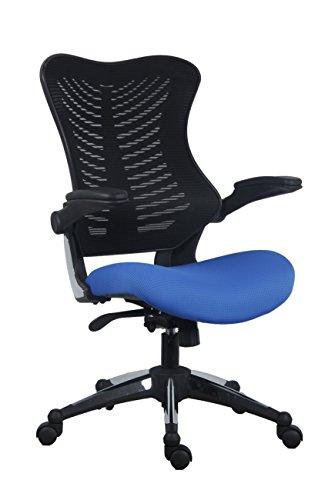 office factor office chair ergonomic lumbar support adjustable