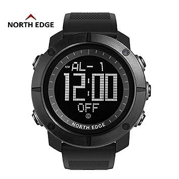 Amazon.com: NORTH EDGE - Reloj digital deportivo para hombre ...