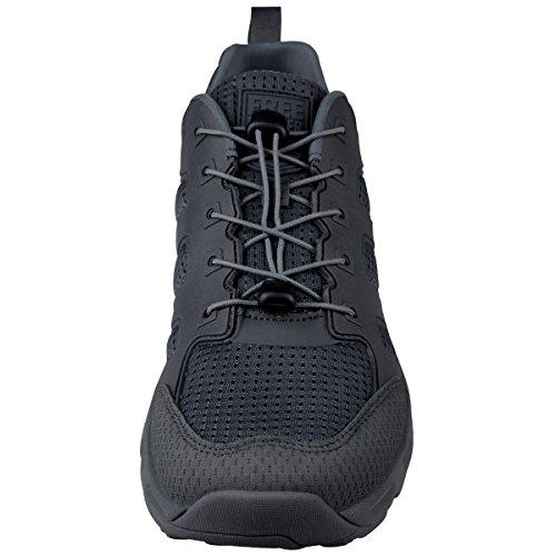 À Homme Tactique Ventilé Chaussures Soldier Ultra Rapide Gris Bottes Léger Séchage Trekking Pour D'été Free xYzEt