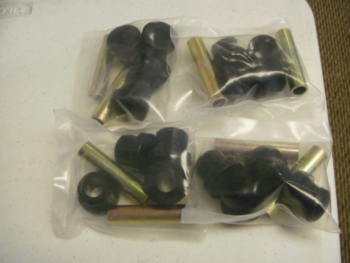 16 bushings and 8 spacers CLUB CAR GOLF CART COMPLETE SPRING BUSHING KIT 1976-UP