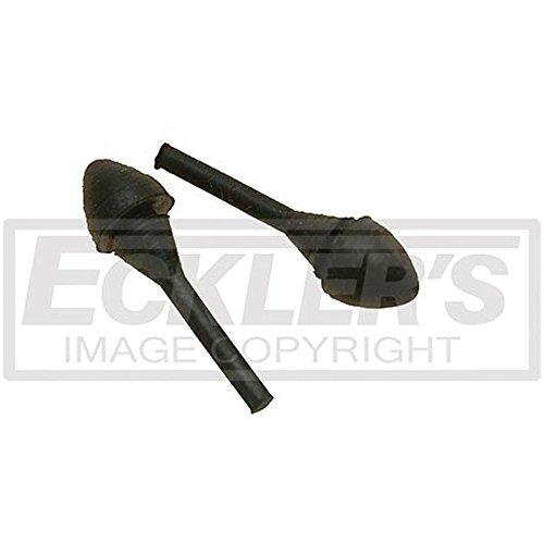 Ecklers Premier Quality Products 55192891 El Camino Glove Box Door Bumpers