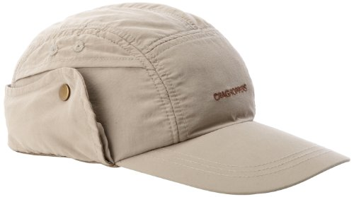 Grey Sports Outdoors Breathable Craghoppers Unisex NosiLife Desert Hat Cap II