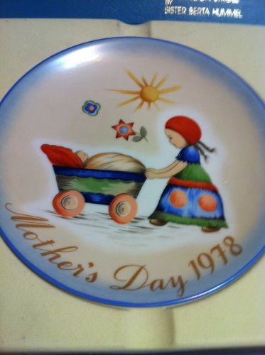 Schmid Mothers Day Plate - 1