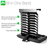 For Xbox One S Cooling Vertical Stand, Insten