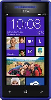 bolsa del cinturón / funda para HTC Windows Phone 8X, negro + Auriculares | caja del teléfono cubierta protectora bolso - K-S-Trade (TM)