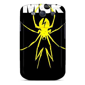 Hernandezz Scratch-free Phone Case For Galaxy S3- Retail Packaging - My Chemical Romance