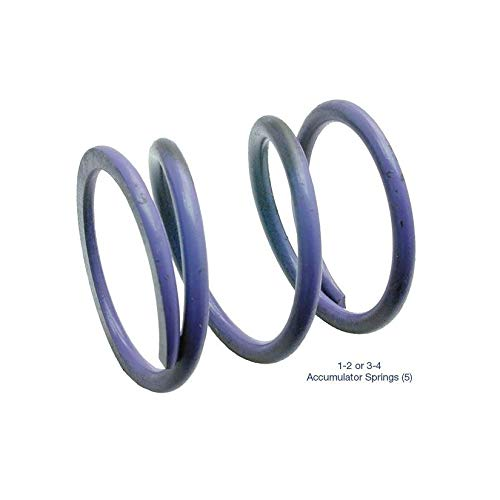 Sonnax Spring, 1-2 Accumulator (Purple) Outer (5 Pack) ()