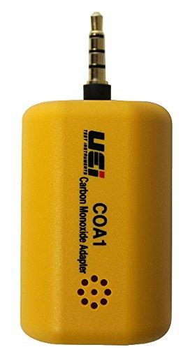 [해외]UEI 테스트 계측기 COA1 일산화탄소 어댑터 앱/UEI Test Instruments COA1 Carbon Monoxide Adapter App