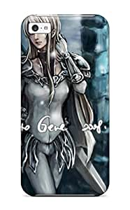 Tpu Case For ipod touch4 With Claymore