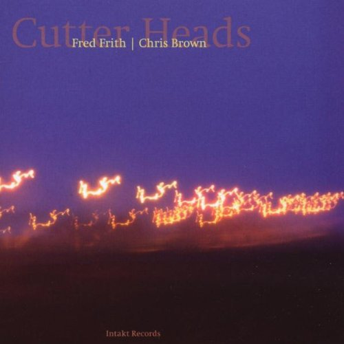 CD : Brown - Cutter Heads (CD)