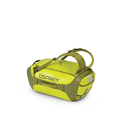 Osprey Packs Transporter 40 Expedition Duffel, Sub Lime, One Size [並行輸入品] B07DVLQRZB