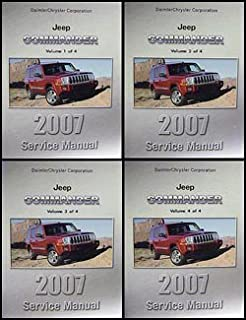 amazon com 2007 jeep commander owners manual jeep books rh amazon com 2007 jeep commander manual pdf 2007 jeep commander manual online