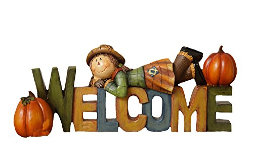 Welcome Fall Sign Amazon Com