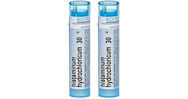 Amazon.com: Boiron histaminum hydrochloricum – 30 C – 80 ...