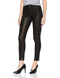 Women's Leather Farrah Skinny Ankle