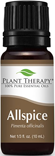Allspice (Pimenta) Essential Oil Blend. 10 ml (1/3 oz). 100% Pure, Undiluted, Therapeutic Grade