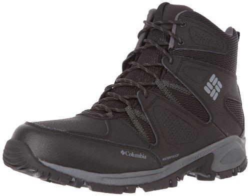 Columbia Men's Liftop II Wide Snow Boot,Black/Charcoal,10.5 W US ...