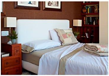 atenas home textile York Juego de sábanas, Algodón-Poliéster, Azul ...