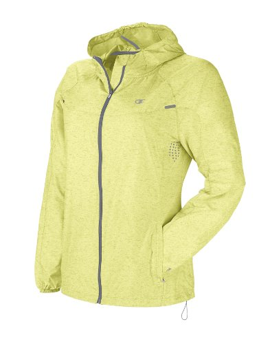 Champion Women's Performax Jacket, Sunny Lime Heather/Med...