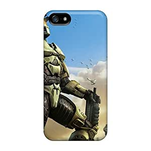 Iphone High Quality Cases/ Halo Wars YAx8118Skoz Cases Covers For Case Samsung Galaxy S5 Cover
