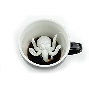 Creature Cups Cthulhu Cup (325 ml, Black)