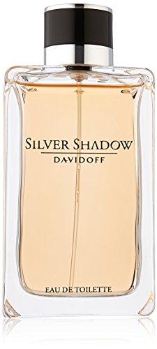 Silver Shadow FOR MEN by Davidoff - 3.4 oz EDT Spray
