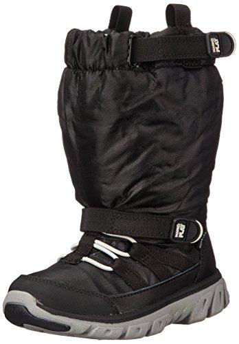 Stride Rite Made 2 Play Sneaker Winter Boot, Black/Grey, 9 M