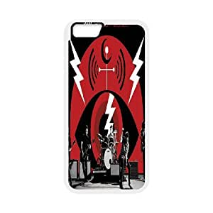 Generic Case Pearl Jam Band For iPhone 6 Plus 5.5 Inch Q2A2218427