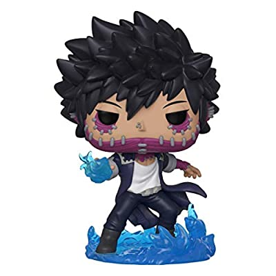 Funko Pop! Animation: My Hero Academia - Dabi, Fall Convention Exclusive: Toys & Games