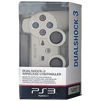 Dualshock Controller - White (PS3)