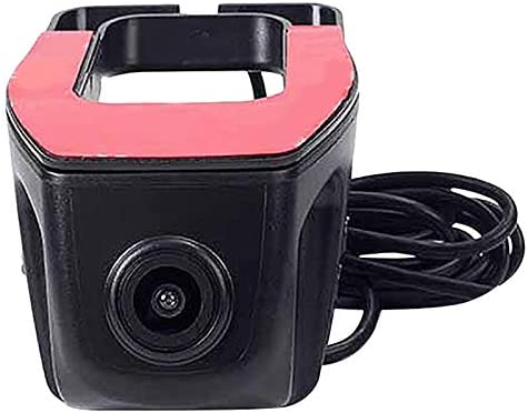 Monland 自動車Dvr運転ビデオレコーダー、フロントとリアビューのカメラ、レジストラーNovatek 96658 Fhd 1080P