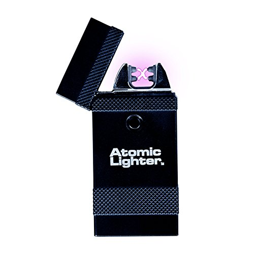 Atomic Lighter by BulbHead, The Original Rechargeable Electric Lighter That's Windproof, USB Chargeable (1 Pack)