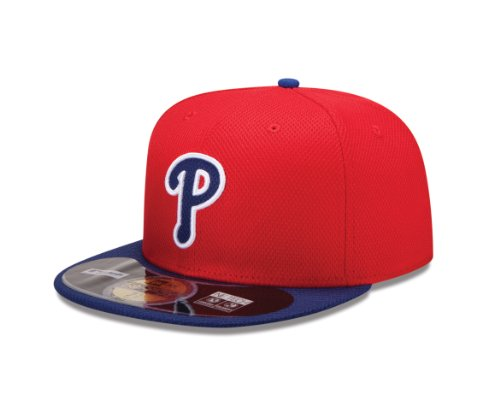 - MLB Philadelphia Phillies Diamond Era 59Fifty Baseball Cap,Philadelphia Phillies,7.75