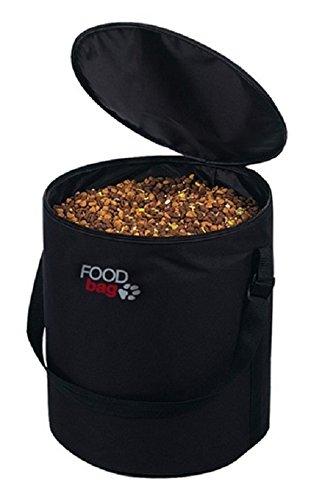 Trixie 24661 Foodbag, Nylon ø 29 cm/35 cm, 10 kg, schwarz