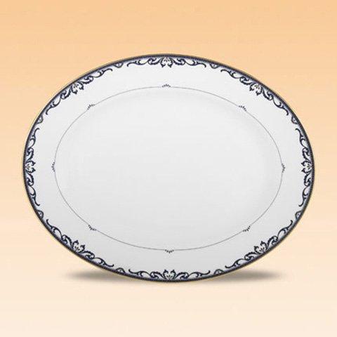 - Lenox Royal Scroll Platter Medium