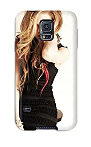 Galaxy S5 Case Cover With Shock Absorbent Protective CHkvcQY6867YRPvR Case
