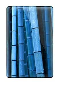 Christmas Gifts Flexible Tpu Back Case Cover For Ipad Mini - Bamboo