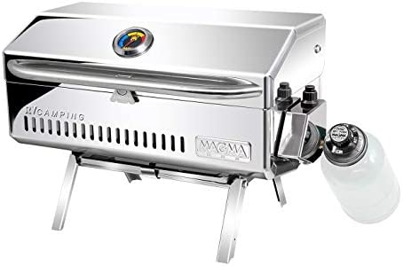 Magma C10-603T Baja Traveler Series Gas Grill with 9 in. x 18 in. Cooking Grate