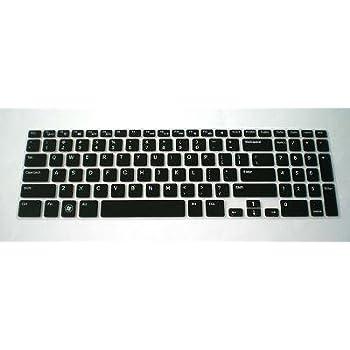 BingoBuy Semi-Green Ultra Thin Silicone Keyboard Protector Skin Cover for Dell Inspiron 15-3521 15R-5521 15-3531 M531R 15R-5537 i15RV-477B i15RV-4290BLK i15RV-8524BLK i15RV-6143BLK i15RV-10905BLK i15RV-8526BLK i15RV-8525BLK i15RV-6144BLK i15RV-6145BLK 15-3