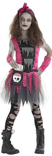 Girl Zombie Costume Ideas (Big Girls' Zombie Costume - Large)