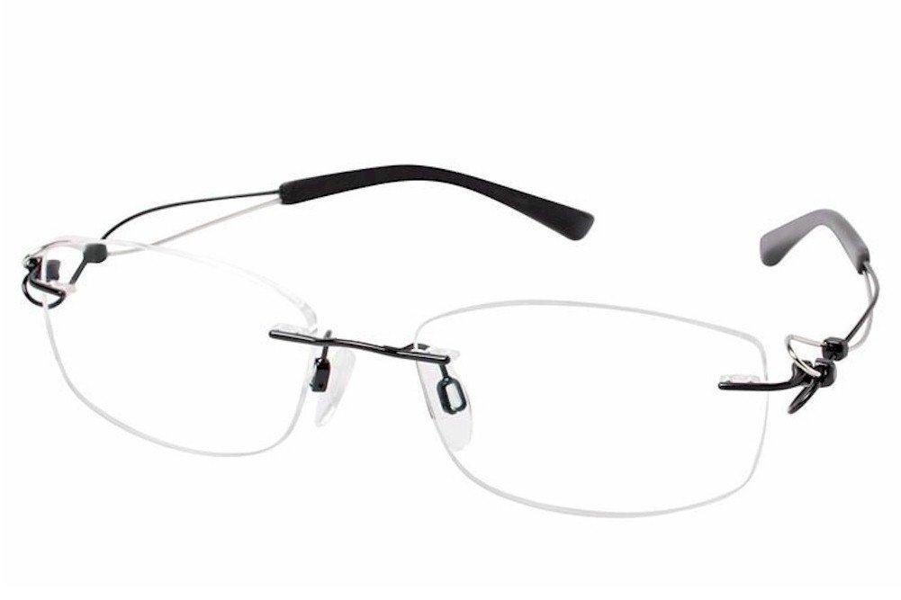 Line Art Xl 2063 Eyeglasses : Amazon charmant line art eyeglasses xl bk black