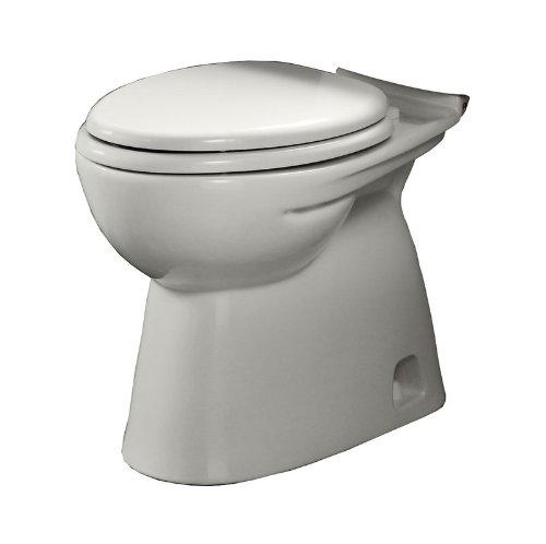 American Standard FloWise Dual Flush Bowl Toilet, White