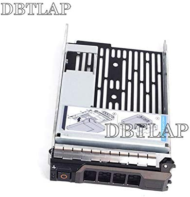 "3.5/"" Tray Caddy w//2.5/"" Adapter Bracket Dell 9W8C4 Y004G F238F R730 R530 T330 430"