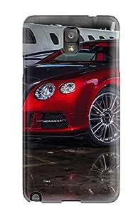 High Grade Henry Reynolds Flexible Tpu Case For Galaxy Note 3 - Bentley
