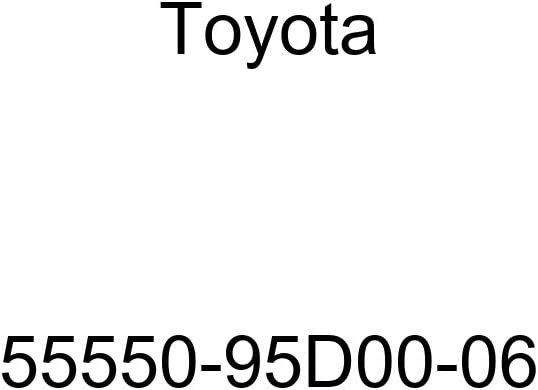 TOYOTA Genuine 55550-95D00-06 Glove Box Door Assembly
