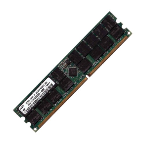 (Samsung 2GB DDR 400 MHz PC3200 DIMM CL3 184pin ECC REGISTERED for servers not desktops)