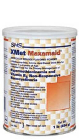 Nutricia 77852600 Medical Food Powder Xmtvi Maxamaid Orange 1 Lb. 117785 Box Of 6